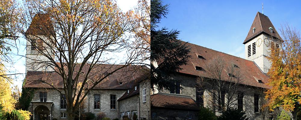 evangelische Johanneskirche in Kornwestheim